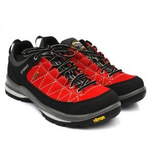 Grisport Red Rock 12501S96tn, полуботинки мужские (цвет-красный)