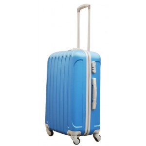 Чемодан China из ABS-пластика 700 Голубой 72x46x27см