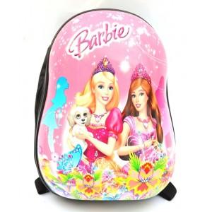 Детский пластиковый рюкзак Barbie 31см