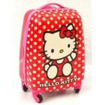 Детский чемодан 16-Hello-Kitty-1 45см