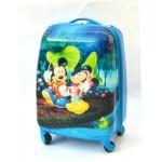 Детский чемодан 16-Mickey-Mouse-1 45см