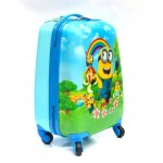 Детский чемодан 16-Minions 45см
