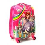 Детский чемодан 16-Sofia-2. 45см