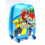 Детский чемодан 16-Transformers 45см