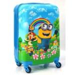 Детский чемодан 20-Minions-1, 55см