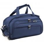 Дорожная сумка на колесах MERCURY 41100 синяя 48x28x28см