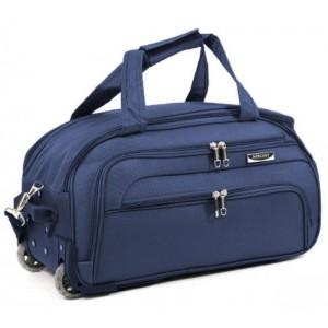 Дорожная сумка на колесах MERCURY 41100 синяя 53x29x29см