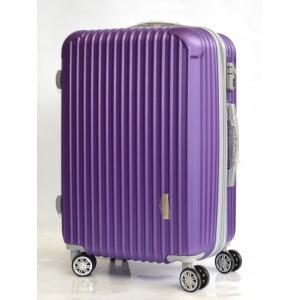 Чемодан пластиковый China 503 Фиолетовый 72x46x27см