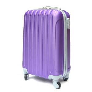 Чемодан China из ABS-пластика 700 Фиолетовый 52x33x22см