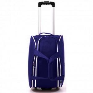 Дорожная сумка на колесах MERCURY 41460 синяя 58x36x41см