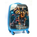 Детский чемодан 16-Transformers-2. 45см