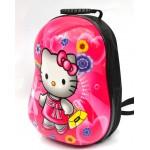 Детский пластиковый рюкзак 12-Hello Kitty 31см