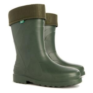 Резиновые сапоги DEMAR LUNA b (зеленые)