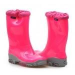 Резиновые сапоги Muflon FLUO 33-492 (розовые) - Уценка