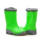 Резиновые сапоги Muflon FLUO 33-492 (зеленые)