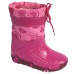 Демисезонные сапоги Zetpol Jeti 02 розовые