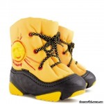 Сапоги Demar SUNNY b (желтые)