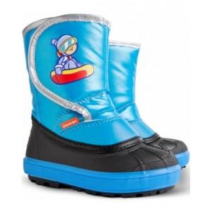 Сапоги Demar Snowboarder (голубые) 1505 b