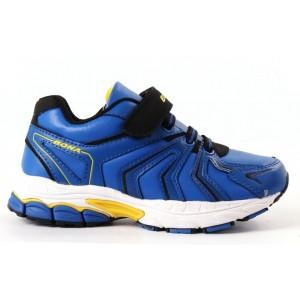 Кроссовки BONA 92892D синие