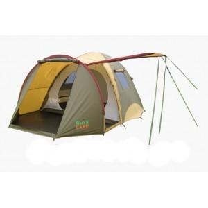 Палатка 4-х местная Green Camp X-1036