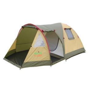 Палатка 3-х местная Green Camp X-1504