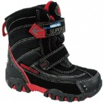 Термоботинки SUPER GEAR B208 black/red