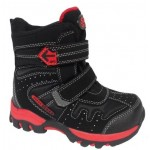 Термоботинки SUPER GEAR B209 black/red