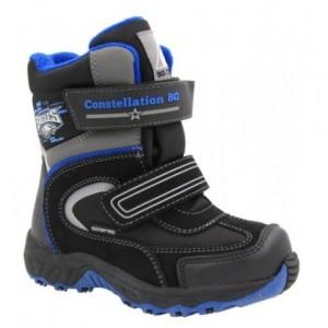 Термоботинки BG RAY185-50 термо обувь для мальчика