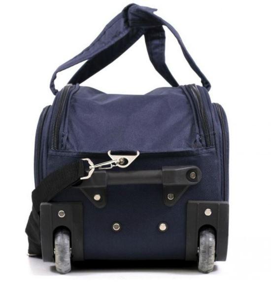 Дорожные сумки на колесах меркурий дорожные чемоданы puccini