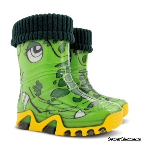 DEMAR детская обувь резиновые сапоги детские - Крокодилы. Польша 4393bb25bb340