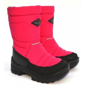 Сапоги Kuoma Putkivarsi 120337-37 Pink 27-35р розовые