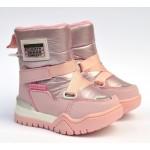 Термоботинки Tom M 9371e Pink, зимние детские сапоги на девочку