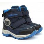Термоботинки B&G R21-8/01 синие, сапоги на мембране
