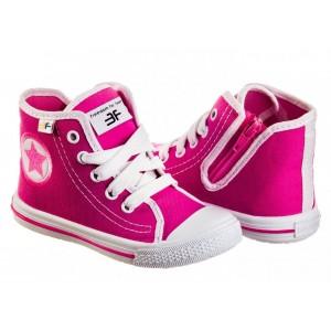 3F тапочки Spider 3sp40-3 Кеды розовые для девочек