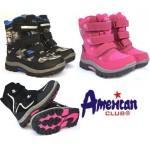 Обувь American CLUB, термосапоги