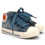 Кеды Katongmu X29, джинс голубые