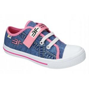 3F тапочки Odys 4Bs8/3 розовый джинс