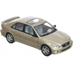 Машинка Kinsmart KT 5046 W. LEXUS IS300. Gold
