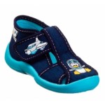 3F тапочки Zabka 2B5/10 синие