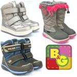 Обувь B&G Termo, сапоги, босоножки