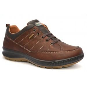 Grisport 41705. Туфли мужские. Коричневые,   (цвет-)