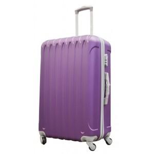 Чемодан China из ABS-пластика 700 Фиолетовый 72x46x27см