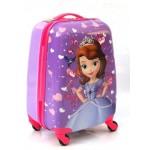 Детский чемодан 16-Sofia-1. 45см
