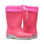Резиновые сапоги Muflon 23-487 (розовые)