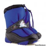 Сапоги Demar SNOWMEN b (голубые)