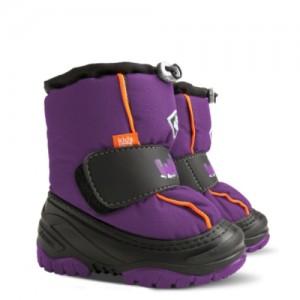 Сапоги Demar ICE SNOW c (фиолетовые)