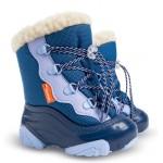 Сапоги Demar SNOW MAR-2 nc (сине-голубые)