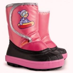 Сапоги Demar Snowboarder (розовые) 1505 a