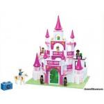 Конструктор SLUBAN 0151 Замок, 508 детали