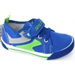 Мокасины SUPER GEAR A9839 blue